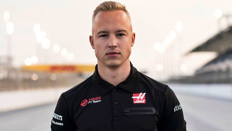 Nikita Mazepin, futuro piloto de Haas, en problemas por comportamiento inapropiado