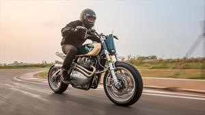 Thrive TXX Interceptor: una espectacular Royal Enfield 650