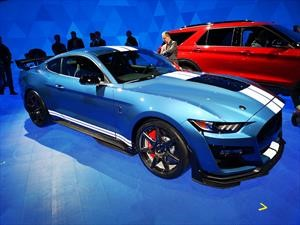 Ford Mustang Shelby GT500 2020 debuta