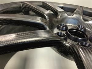 Ford GT 2017 ofrece rines de fibra de carbono como opción