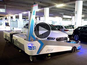 Los robots ya pueden estacionar tu auto
