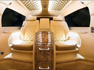 Carisma transforma una Cadillac Escalade en un salón sobre ruedas