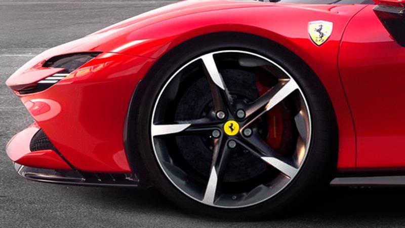 Ferrari no tendrá un auto eléctrico en el corto plazo