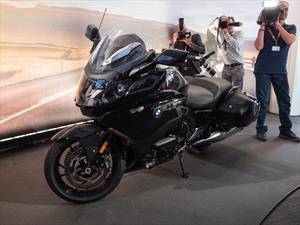 BMW K 1600 B, a la conquista del mercado norteamericano