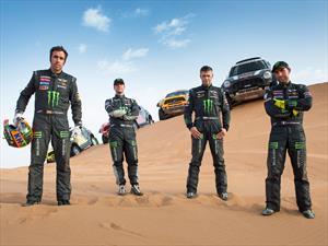 MINI en el Rally Dakar 2014