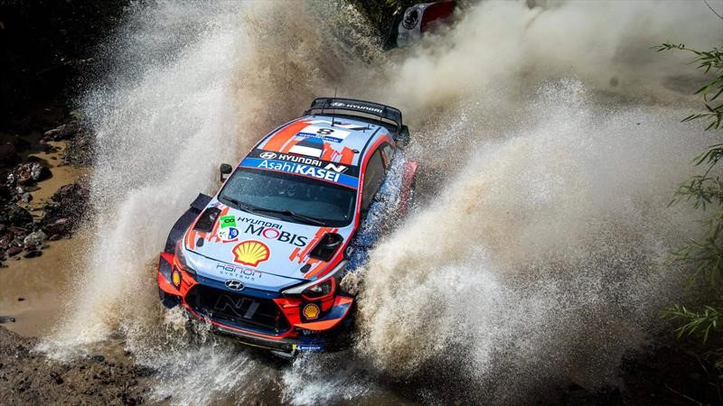 WRC 2020 pierde dos nuevas fechas