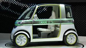 Daihatsu Pico EV Concept se presenta en el Salón de Tokio 2011