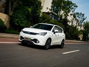 Eupheme EV es la SUV eléctrica de Mitsubishi y GAC