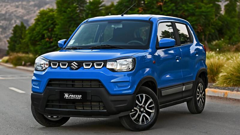 Suzuki S-Presso Adventure: ahora con nuevos decorados