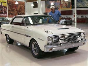 Un Ford Falcon a la medida de Jay Leno