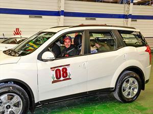 """Mahindra sorprende a sus clientes con el """"Mahindra On Tour"""""""