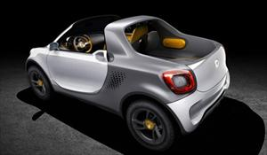 Smart For-Us Concept se presenta en el Salón de Detroit 2012