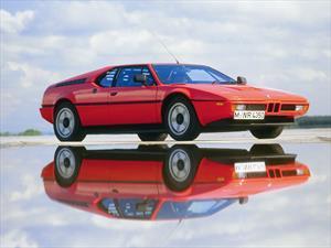 Clásicos: BMW M1