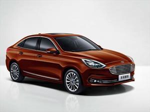 En China, el Ford Escort está más vivo que nunca