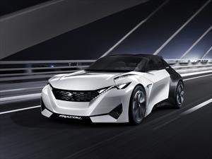 Peugeot Fractal Concept, interesante car audio para el IAA 2015