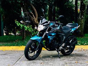 Yamaha FZ-S versión 2.0 2016 a prueba