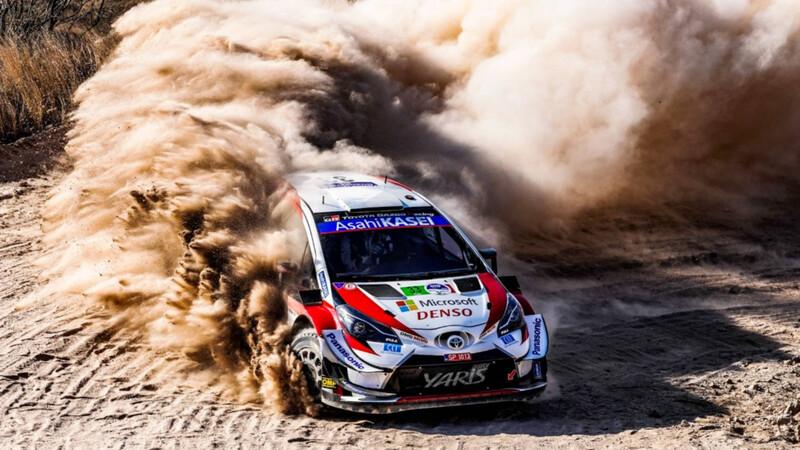 2020 WRC: Así será el final del campeonato