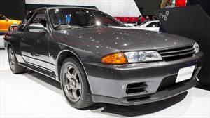 Nissan vuelve a producir el motor del Skyline GT-R R32