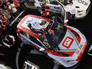 WTCR 2018: Hyundai sí celebra en la pista