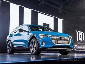 Audi eTron y Q8 deslumbraron en Sao Paulo