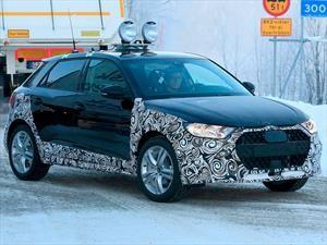 Primeras imágenes del Audi A1 Allroad