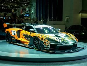 McLaren Senna GTR Concept, para romper los esquemas