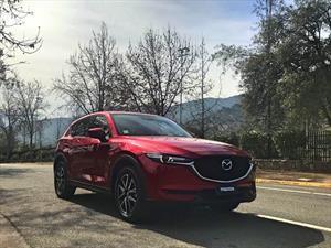 Mazda CX-5 diésel 2019, con más potencia