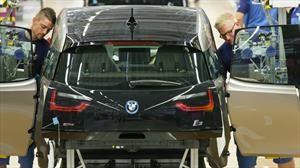 BMW supera las 150,000 unidades producidas del i3