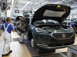 SEAT inicia la producción del Tarraco en Wolfsburg