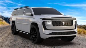 Triton Model H es como una Cadillac Escalde pero con un poder eléctrico de 1,500 hp
