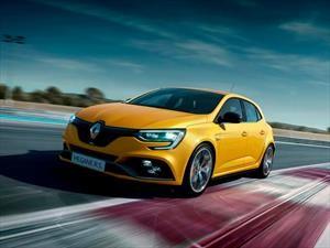 Renault Megane R.S Trophy, pura potencia amarilla