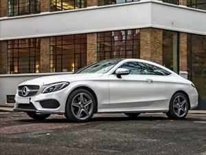 Mercedes-Benz Clase C Coupé 2016 ya está en Chile