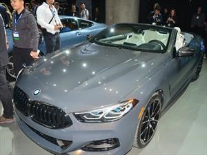 BMW Serie 8, majestuoso convertible alemán