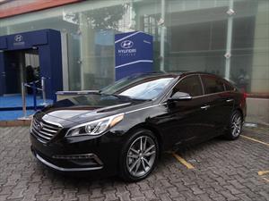 Hyundai Sonata 2015 llega a México desde $313,300 pesos