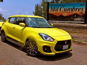 Suzuki Swift Sport 2019 llega a México desde $309,990 pesos