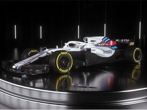 Williams FW41 es el arma para afrontar la F1 en 2018