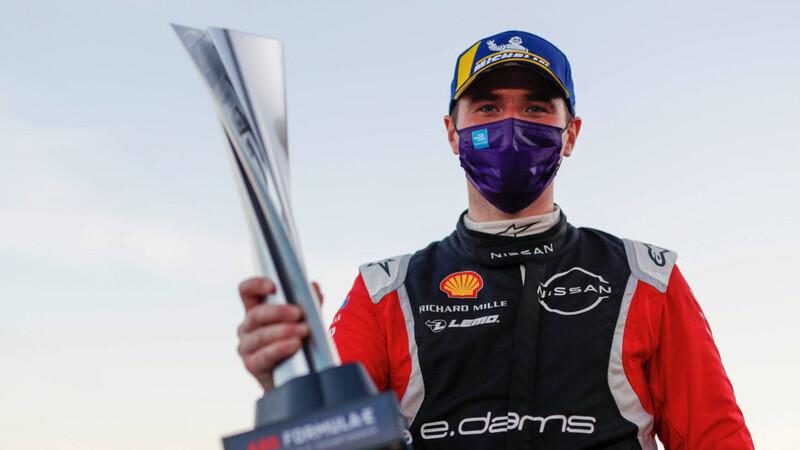 Fórmula E 2020: Nissan se coloca como segundo lugar en la categoría de pilotos y constructores