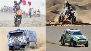 Dakar 2012: un repaso del Top Ten final