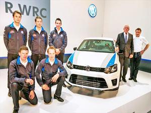 Volkswagen Polo-R WRC, una versión especial para calle