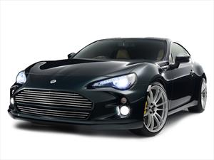 Crean un kit para disfrazar a la Toyota 86 de Aston Martin