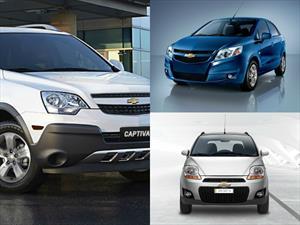 Chevrolet nuevo, a precios de fábrica