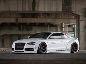 Audi A5 por Liberty Walk se presenta