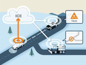 Volvo desarrolla un sistema de predicción meteorológica intercomunicado