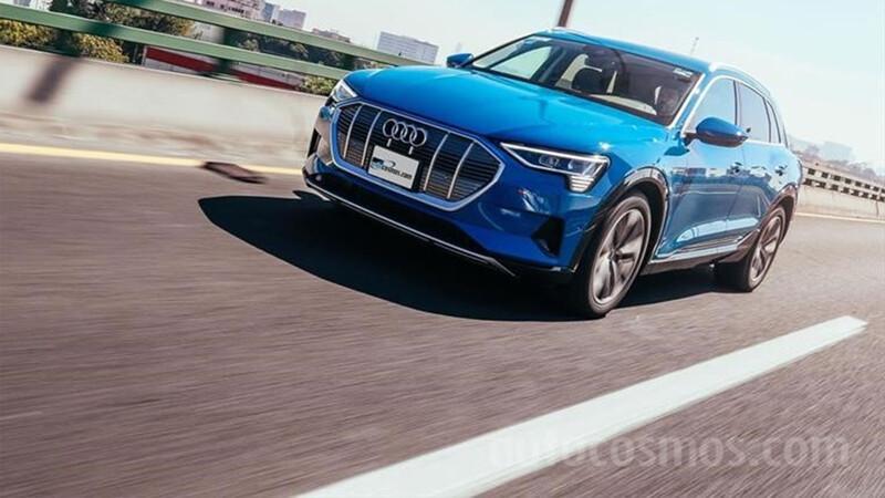 Audi e-tron se lanza en Argentina y ya lo probamos