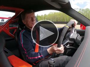 Video: Walter Röhrl pisa al Porsche 911 GT3 RS