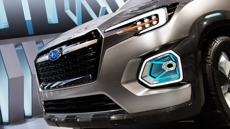 Así luciría el nuevo pickup de Subaru basado en el Toyota Hilux