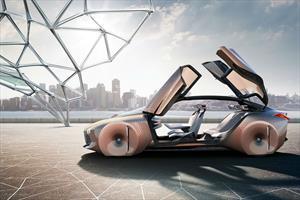 Carro autónomo de BMW estará listo en 2021