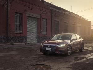 Honda Insight 2019 se presenta