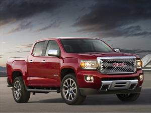 GMC Canyon Denali y All Terrain X 2017