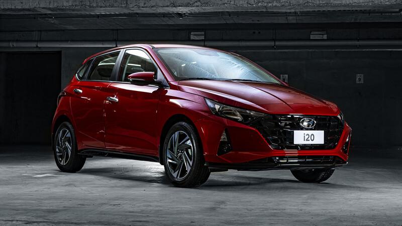 Todo lo que tienes que saber del nuevo Hyundai i20 2021 en Chile